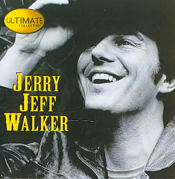 ULTIMATE COLLECTION BY WALKER,JERRY JEFF (CD)
